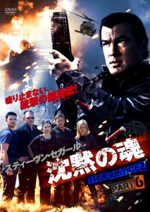 """True Justice"" Japanese DVD Cover"
