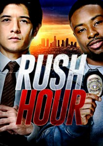 """""""Rush Hour"""" Promotional Poster"""