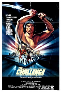 """The Challenge"" Theatrical Poster"
