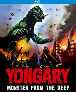 Yonggary | Blu-ray (Kino Lorber)