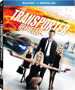 Transporter Refueled | Blu-ray & DVD (Fox)