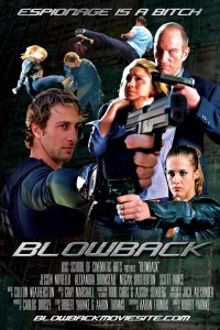 """""""Blowback"""" Teaser Poster"""