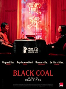 """Black Coal, Thin Ice"" International Theatrical Poster"