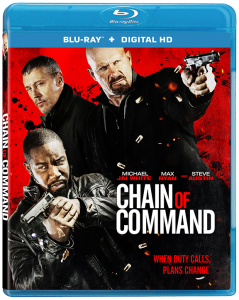 Chain of Command   Blu-ray & DVD (Lionsgate)