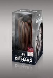 """""""The Nakatomi Plaza: Die Hard Collection"""" Blu-ray Set"""