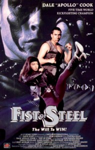"""""""Eternal Fist"""" Theatrical Poster"""
