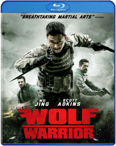 Wolf Warrior | Blu-ray & DVD (Well Go USA)