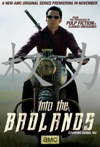"""Into the Badlands"" Poster"