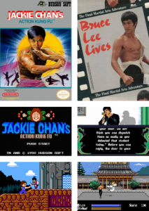 Bruce Lee Lives (1990) and Jackie Chan's Action Kung Fu (1990/1991)