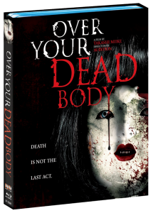 Over Your Dead Body | Blu-ray & DVD (Shout! Factory)
