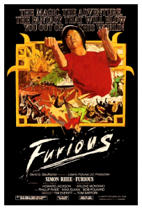 """Furious"" Theatrical Poster"