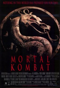 """Mortal Kombat"" Theatrical Poster"