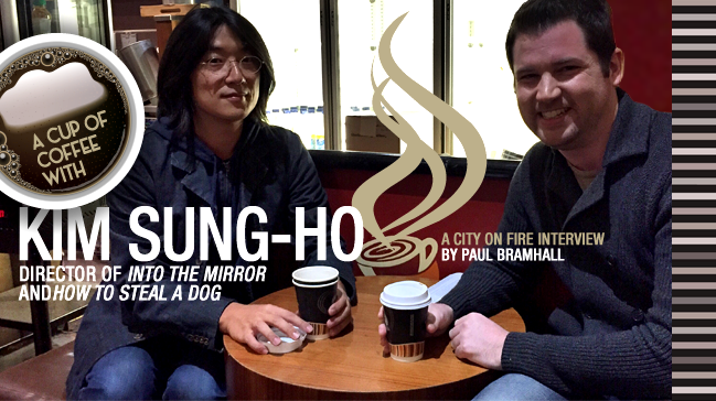 COF Exclusive: Interview with Kim Sung-ho