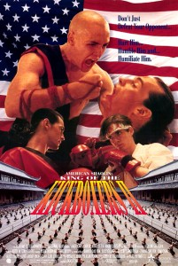 """American Shaolin"" Theatrical Poster"