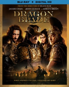 Dragon Blade | Blu-ray & DVD (Lionsgate)