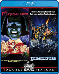The Eliminators & The Dungeonmaster | Blu-ray (Shout! Factory)