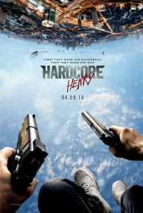 """Hardcore Henry"" Theatrical Poster"