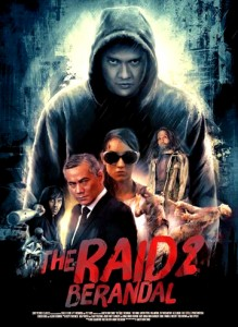 """The Raid 2: Berandal"" Poster"
