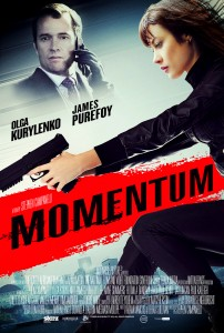 """Momentum"" Theatrical Poster"