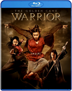 The Golden Cane Warrior | Blu-ray & DVD (Well Go USA)
