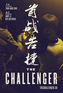 """""""The Challenger"""" Promotional Poster"""