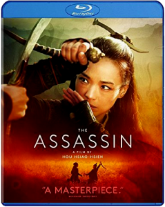 The Assassin | Blu-ray & DVD (Well Go USA)