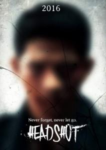 """""""Headshot"""" Teaser Poster"""