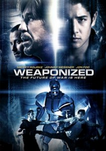 """""""Weaponized"""" Teaser Poster"""