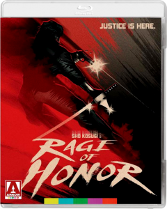 Rage of Honor | Blu-ray (Arrow Video)