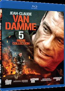 Jean-Claude Van Damme 5 Movie Collection | Blu-ray (Mill Creek)