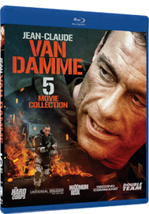 Jean-Claude Van Damme Collection | Blu-ray (Mill Creek)