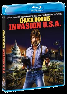 Invasion U.S.A. | Blu-ray (Shout! Factory)