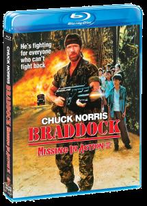 Braddock: Missing in Action III | Blu-ray (Shout! Factory)