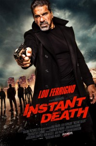 """Instant Death"" Theatrical Poster"