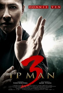 """Ip Man 3"" Theatrical Poster"