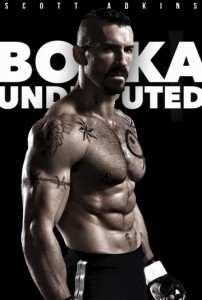"""""""Boyka: Undisputed"""" Promotional Poster"""