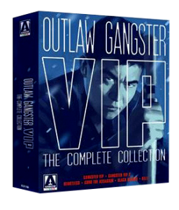 Outlaw Gangster VIP Collection | Blu-ray (Arrow Video)