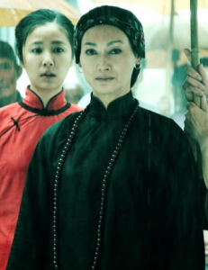 Martial arts icon Kara Hui takes to the horror genre with